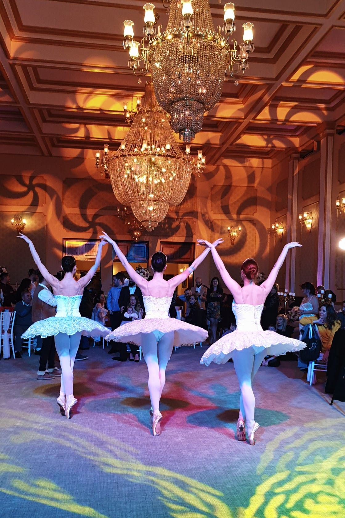 Ursitoare Botez | Baletul WOW Dance - Ursitoare Balerine - http://wowdance.ro/ursitoare/
