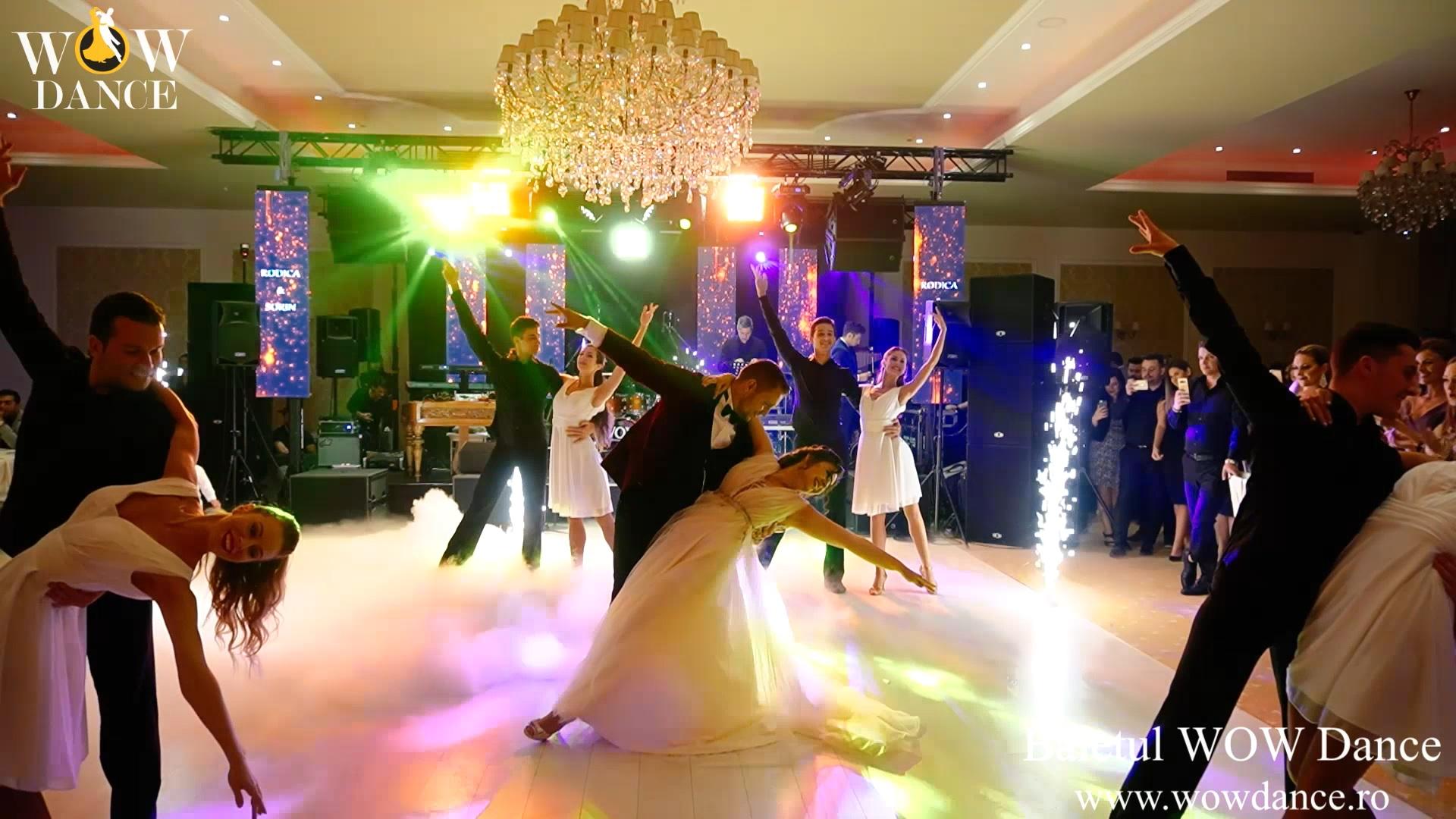 Dansatori Nunta | Baletul WOW Dance - Dansatori Nunta Bucuresti - http://wowdance.ro/dansatori-nunta/